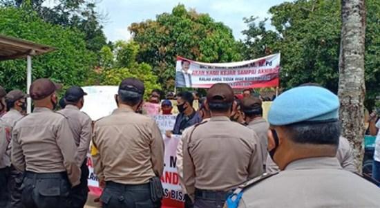 Dibekukan dari Direktur KOIN NU Lampung, Andy Warisno Tak Mau Bayar Kotak KOIN NU?