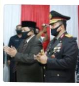Pemprov Lampung Siap Dukung Polri Jalankan Instruksi Presiden