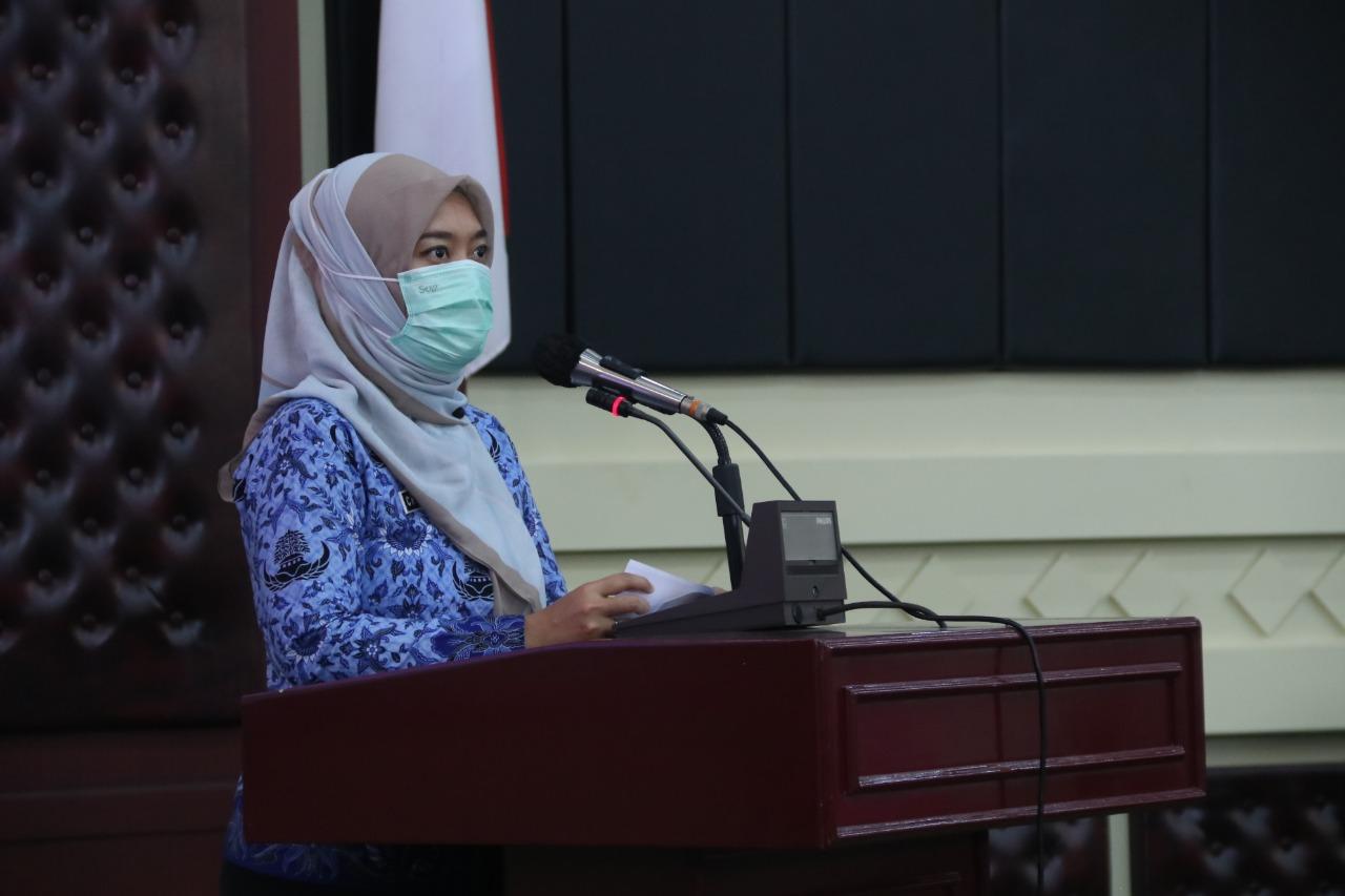 Wakil Gubernur Lampung Buka Acara Bimbingan Teknis Program Smart Village