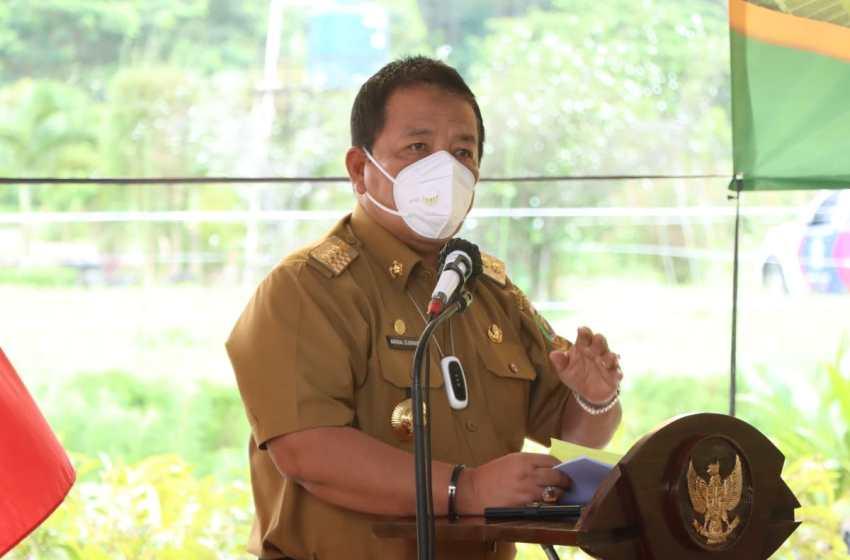 Gubernur Arinal Djunaidi Gelar Rakor Sektor Pertanian dan Perikanan Provinsi Lampung Tahun 2021