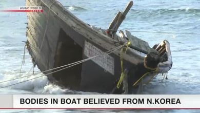 Photo of Sebuah bot bersama tujuh mayat ditemui di Pulau Sado