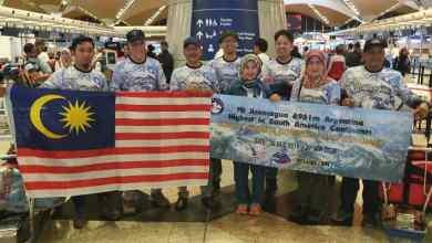 Photo of Misi ekspedisi tujuh puncak 2020 Kelab Jelajah Alpine Malaysia bermula
