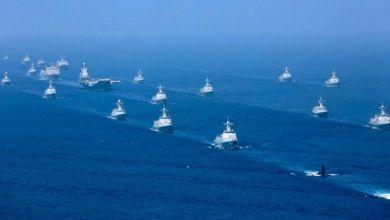 Photo of China, Russia, Iran jalani latihan laut bersama