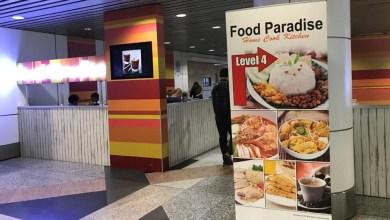 Photo of Pengusaha makanan Melayu di KLIA terpinggir?