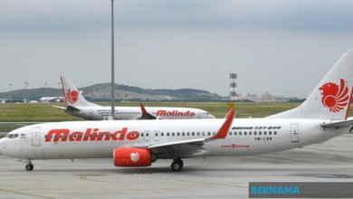 Photo of Krew Malindo Air dikuarantin di China