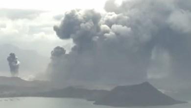 Photo of Amaran letusan gunung berapi di Manila, pelajar Malaysia selamat