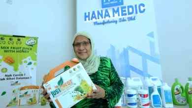 Photo of Barangan perubatan Hana Medic tembusi pasaran Myanmar