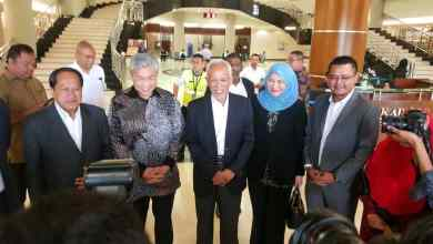 Photo of Ahmad Maslan dijamin RM500,000, serah pasport antarabangsa pada mahkamah