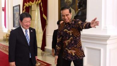 Photo of Jokowi tutup mulut China, pelawa Jepun melabur di Natuna