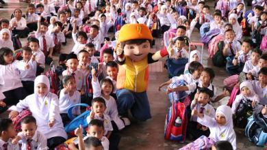 Photo of Maskot BoBoiBoy hiburkan murid SK Cyberjaya