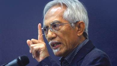 Photo of Foto Najib bersama Azmin menyakitkan hati, kata Kadir Jasin