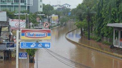Photo of Banjir, Jakarta Lumpuh