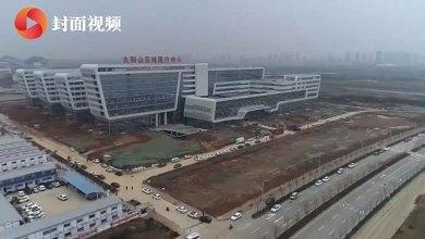 Photo of China buka hospital khusus untuk wabak koronavirus