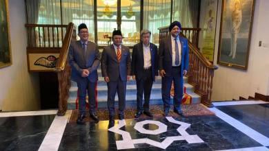 Photo of Sultan Sharafuddin perkenan kerajaan pimpinan PH berfungsi di Selangor