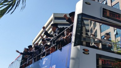 Photo of Ahli Parlimen PKR naik bas dua tingkat ke Istana Negara