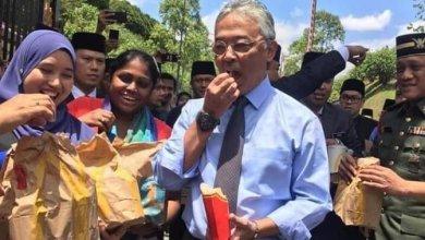 Photo of Rafizi disindir, tak makan fast food pun boleh lupa formula