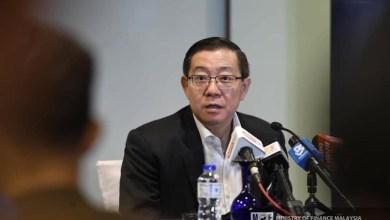 Photo of Berita anak Guan Eng ditahan bawa RM2 juta di Singapura palsu