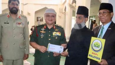 Photo of Anggota PALAPES, Wataniah beragama Islam diingat bertakwa kepada Allah – Raja Muda Perlis