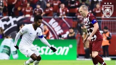 Photo of Vissel Kobe tewaskan JDT 5 – 1