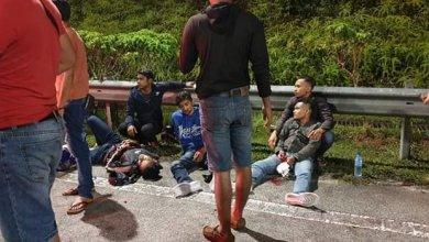 Photo of Pemandu dipercayai mabuk langgar empat kenderaan, seorang maut
