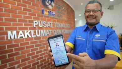 Photo of UniMAP Laksana Teknologi GPS Rekod Kehadiran Staf Bagi Menangani Wabak Covid-19