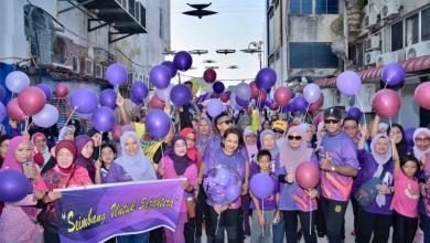 Photo of Raja Puan Muda Perlis sertai program sempena Hari Wanita Antarabangsa 2020