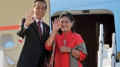 Photo of Jokowi dan isteri negatif ujian COVID-19