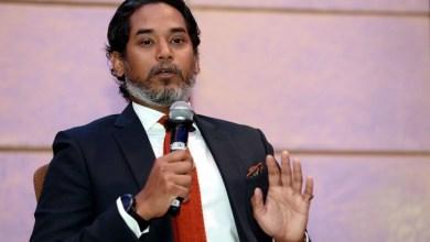 Photo of Khairy Jamaluddin dilantik Menteri Sains, Teknologi dan Inovasi