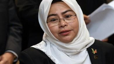 Photo of Noraini Ahmad kini Menteri Pengajian Tinggi