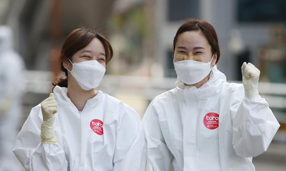 KOREA SELATAN COVID-19