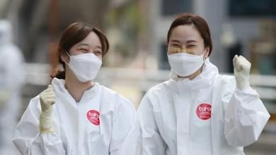 Photo of Covid-19: Korea Selatan tiada kes domestik hari ini