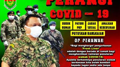 Photo of Rejimen 504 AW terima sumbangan YTSP