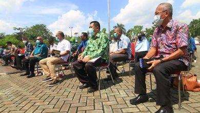indonesia berjemur