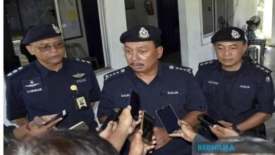 Photo of Sebat remaja ketika Anggota polis di Kunak akan dikenakan tindakan
