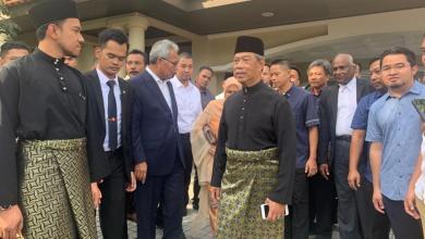 Photo of Ada `si kitul' laga-lagakan Dr. Mahathir-Muhyiddin-Mukhriz