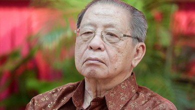 Photo of Lim Kit Siang demam viral, bukan Covid-19