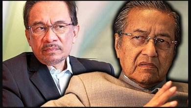 Photo of Dulu UMNO menangis mandat rakyat dirampas, kini giliran Mahathir, Anwar