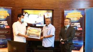 Photo of Bank Rakyat rai pemenang 'Kempen Gempak Bonanza 2020'