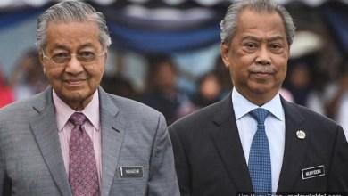 Photo of Tiada pakatan Dr. Mahathir-Muhyiddin, ini bukan `drama' – Marzuki
