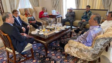 Photo of Tun M akui gambar pertemuan pemimpin Melayu di rumahnya sebelum berjumpa Agong