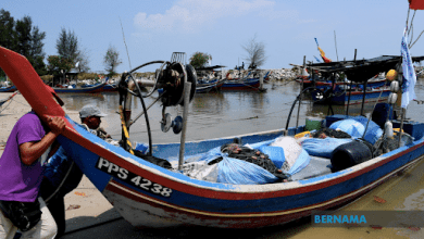larangan nelayan