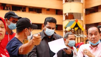 Photo of Setelah `bersihkan' Pasar Borong KL, Santhara perjuang nasib penduduk PPR pula