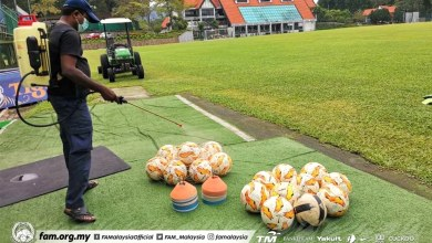 Photo of Akademi bola sepak kembali beroperasi