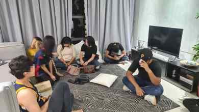 Photo of Gadis bawah umur sertai parti liar ditahan