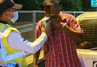 Photo of Memandu secara mabuk, 5 individu ditahan