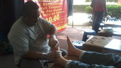 Photo of Persatuan OKU masalah penglihatan rayu sektor refleksologi dibuka