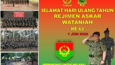 Photo of Golongan muda diseru sertai Askar Wataniah – Raja Muda Perlis