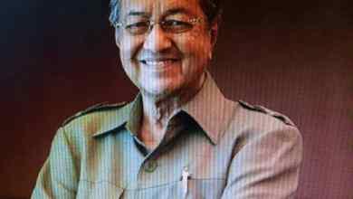 Photo of Redalah Tun Mahathir, tamatkan persengketaan politik ini