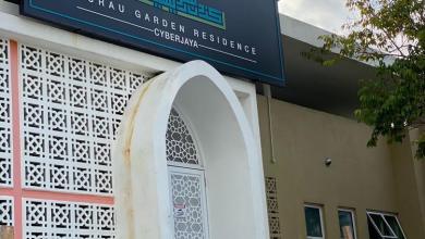 Photo of Surau Garden Residence mohon sumbangan orang ramai