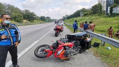 Photo of Bomba maut ketika bertugas terima sumbangan berjumlah RM215,839